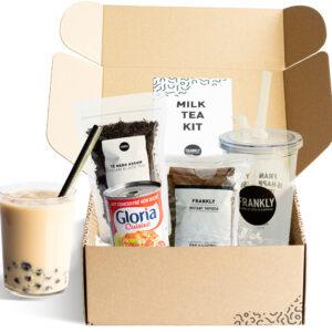 Milk Tea Kit_Box per preparare Milk Tea